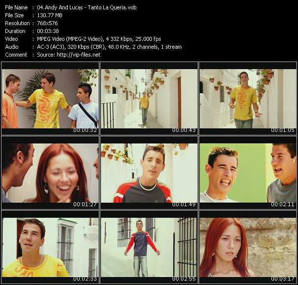 video Tanto La Queria screen