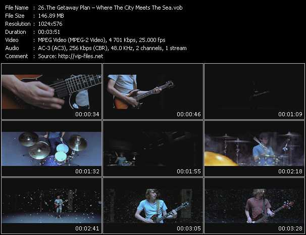 download Getaway Plan « Where The City Meets The Sea » video vob