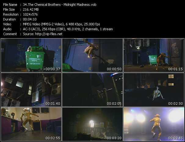 video Midnight Madness screen
