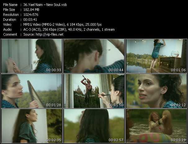 video New Soul screen