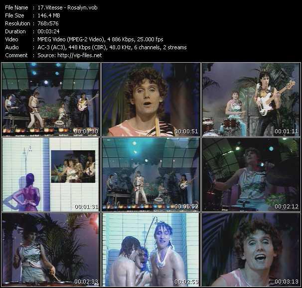 video Rosalyn screen