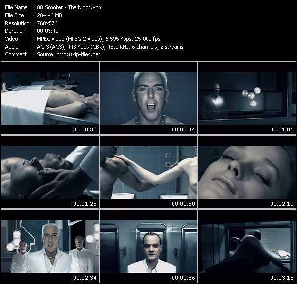 video The Night screen