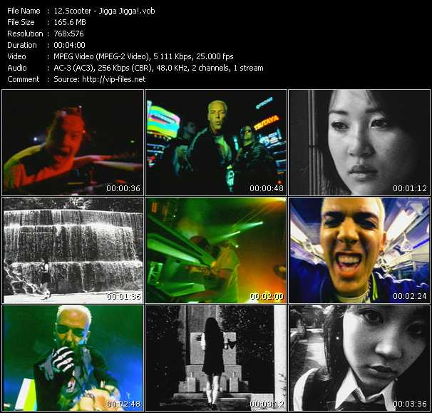 video Jigga Jigga! screen