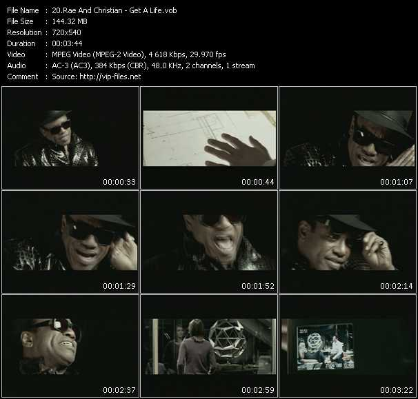 video Get A Life screen