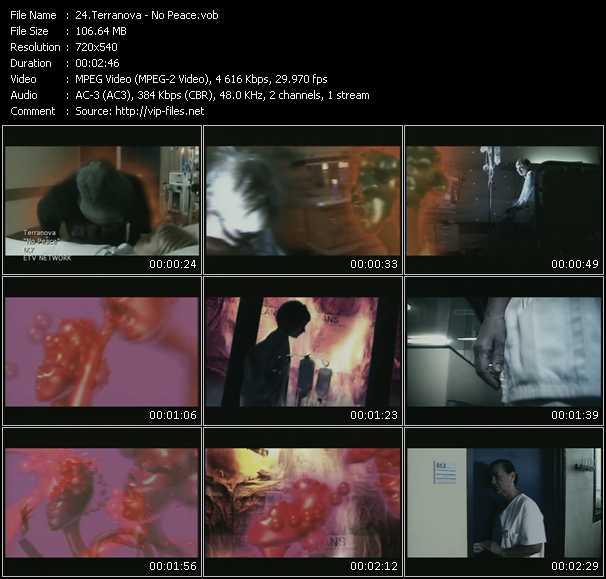 video No Peace screen