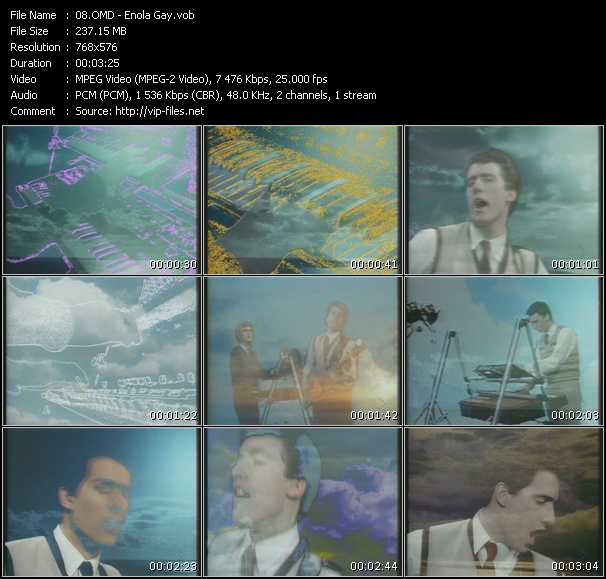 Enola Gay song - Wikipedia