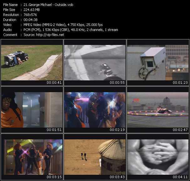 video Outside screen