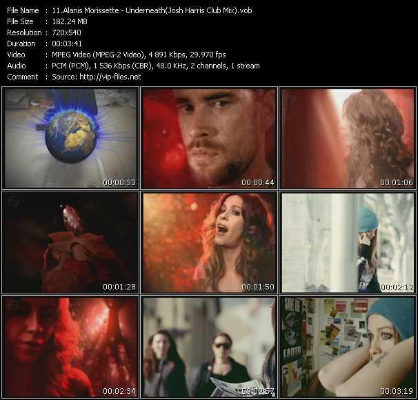 video Underneath (Josh Harris Club Mix) screen