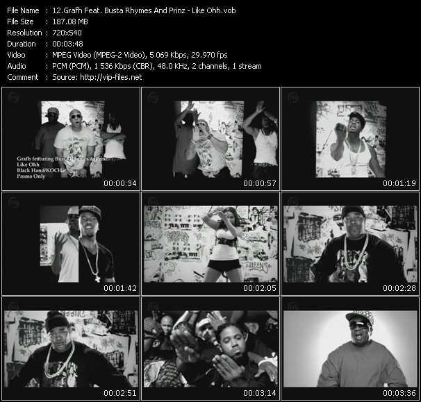 video Like Ohh screen