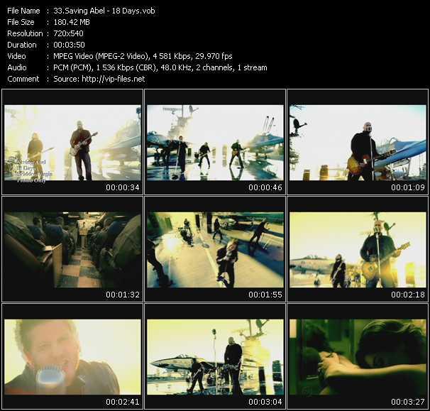 download Saving Abel « 18 Days » video vob