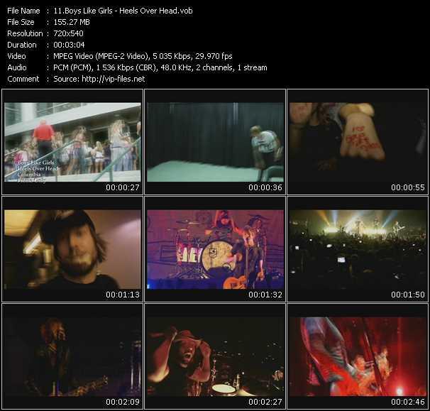 video Heels Over Head screen