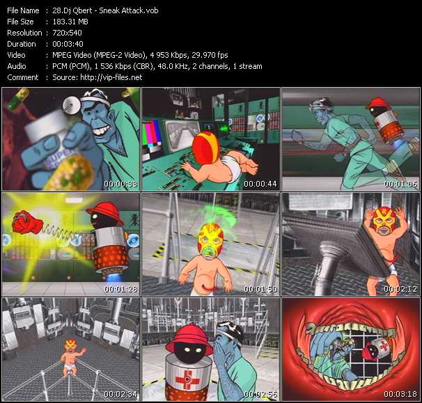 video Sneak Attack screen