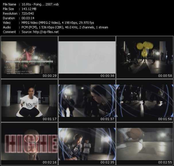 download Rts « Poing... 2007 » video vob