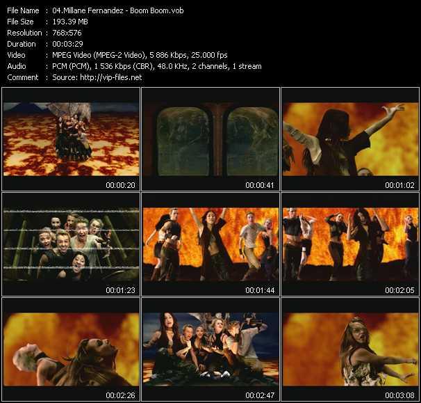 video Boom Boom screen