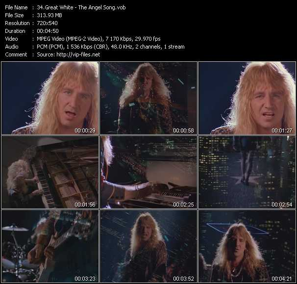 great white songs - 606×579