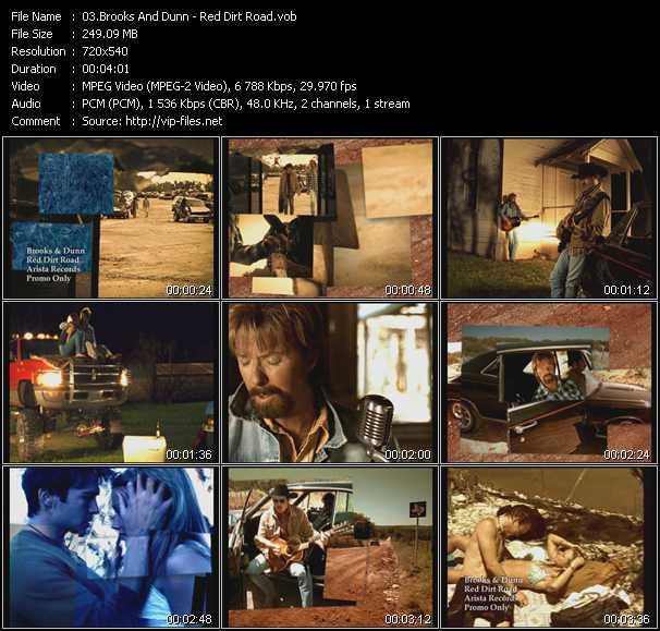 video Red Dirt Road screen