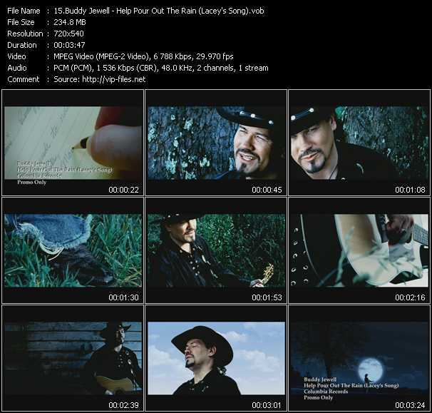 video Help Pour Out The Rain (Lacey's Song) screen