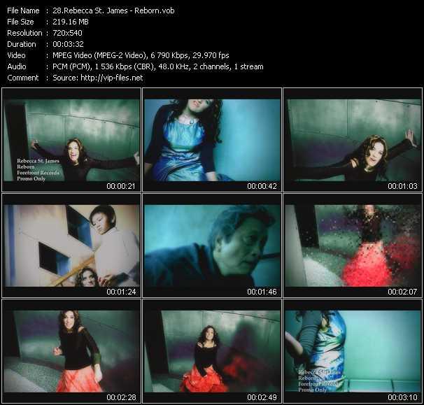 video Reborn screen