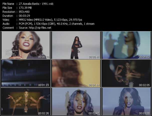 video 1991 screen