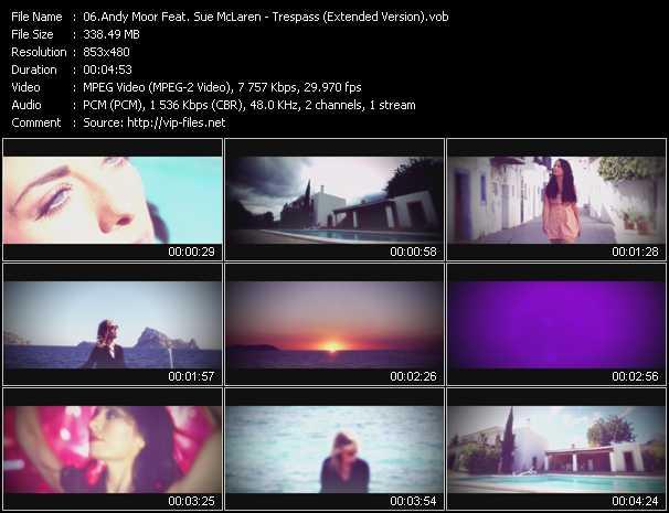 video Trespass (Extended Version) screen