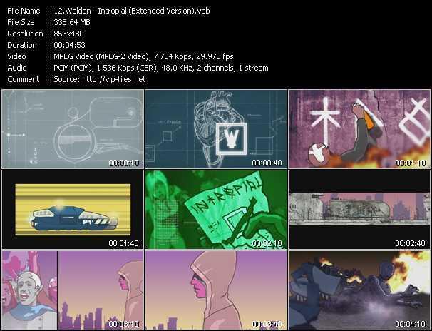 download Walden « Intropial (Extended Version) » video vob