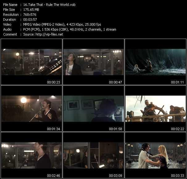 video Rule The World screen