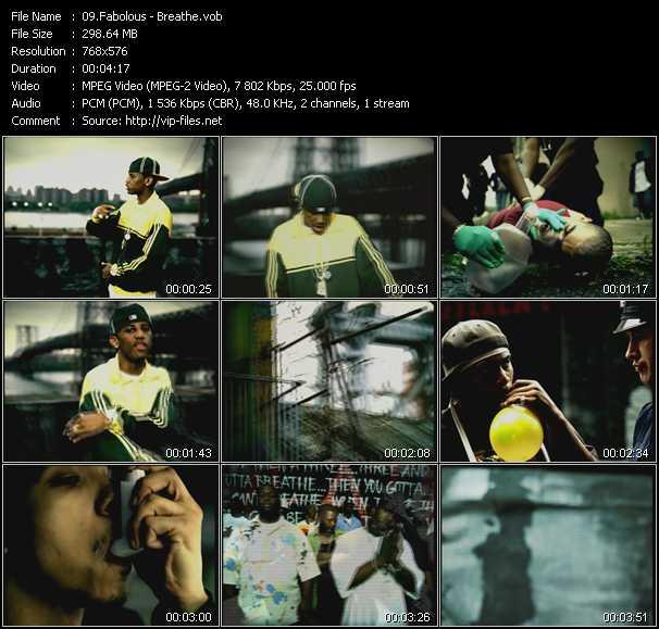 Videoclip: breathe