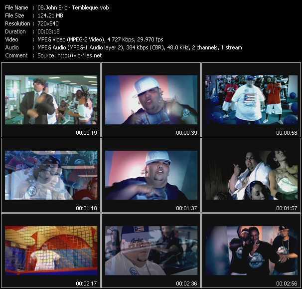 video Tembleque screen
