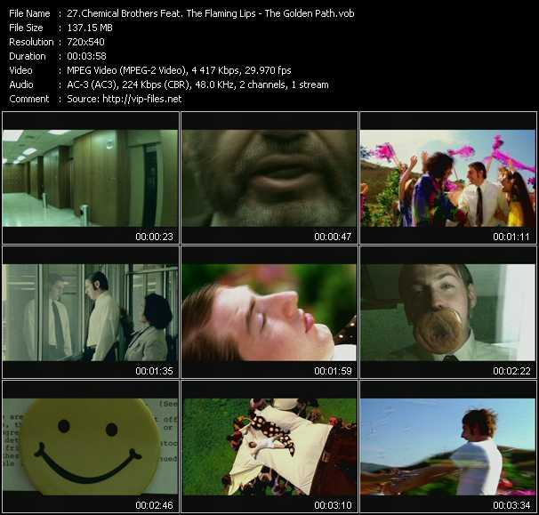 video The Golden Path screen