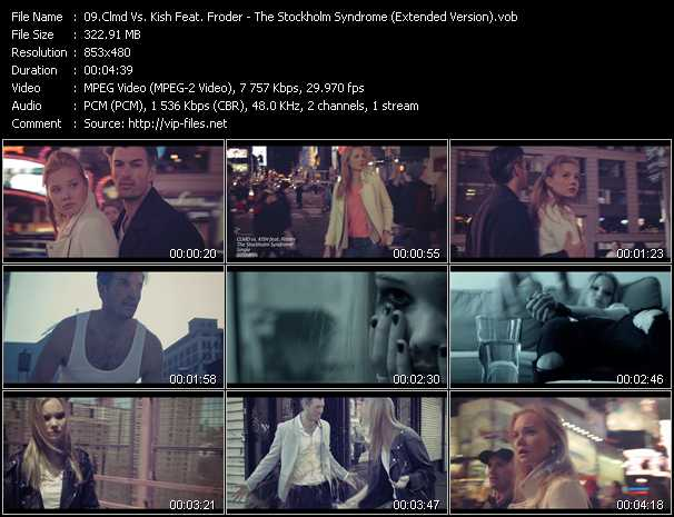 video The Stockholm Syndrome (Extended Version) screen
