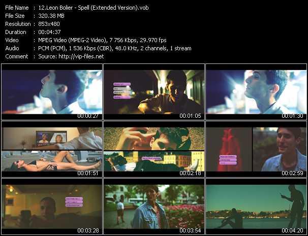 video Spell (Extended Version) screen