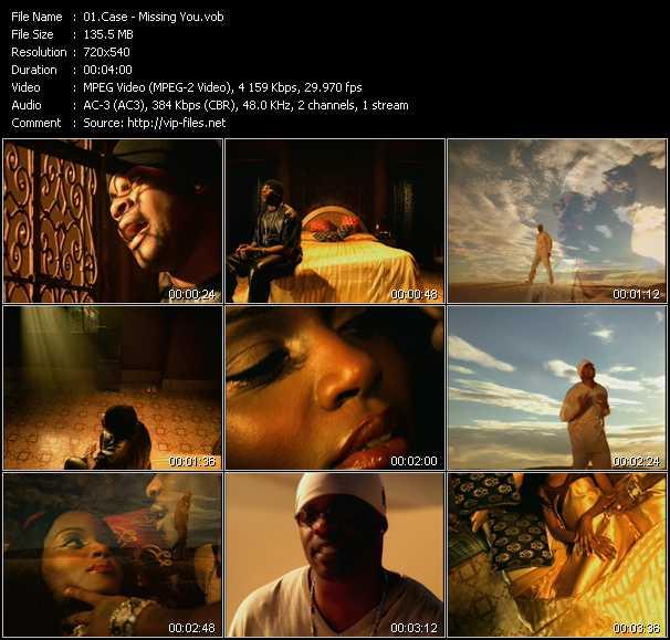 download Case « Missing You » video vob
