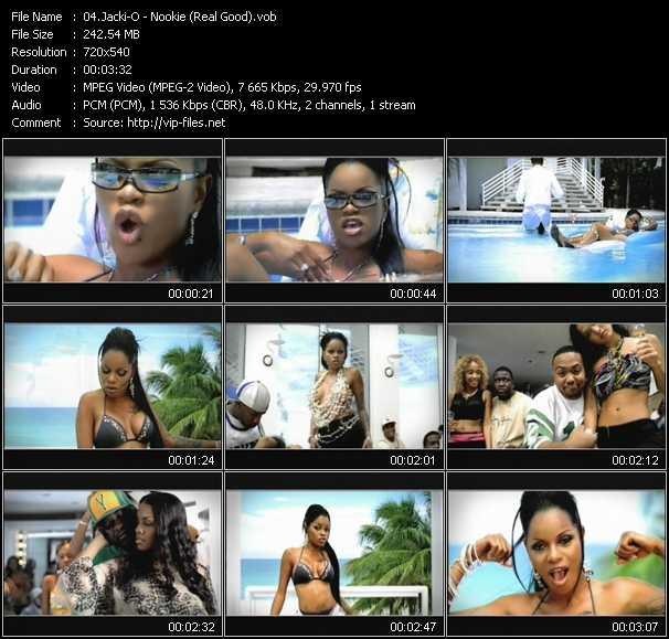 download Jacki-O « Nookie (Real Good) » video vob