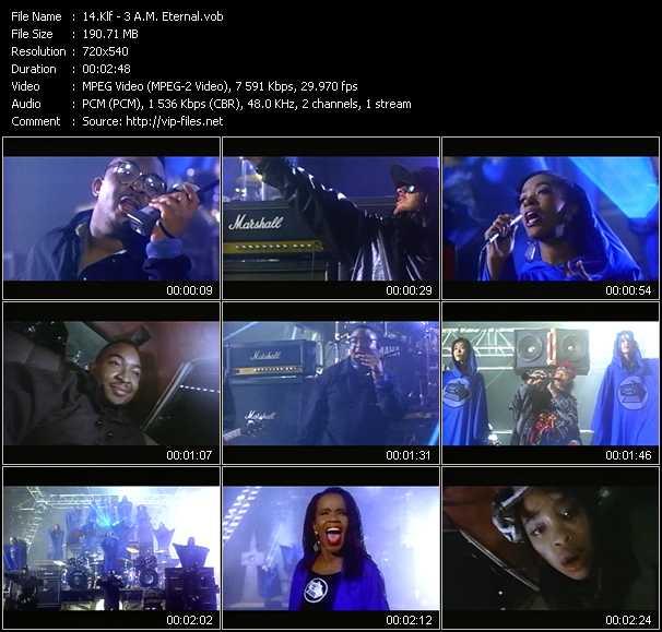 video 3 A.M. Eternal screen