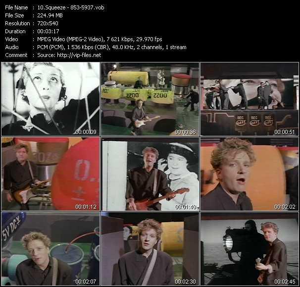video 853-5937 screen