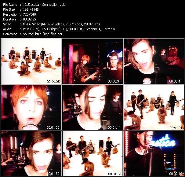 download Elastica « Connection » video vob