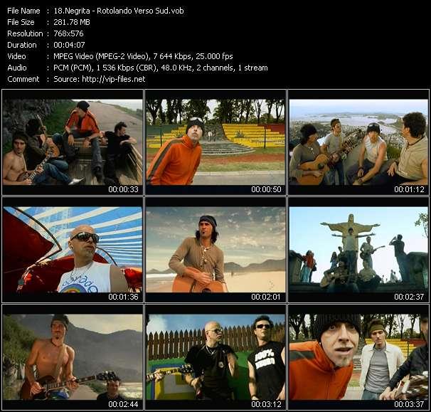 video Rotolando Verso Sud screen