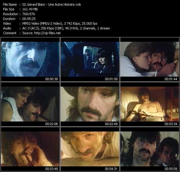 video Une Autre Histoire screen