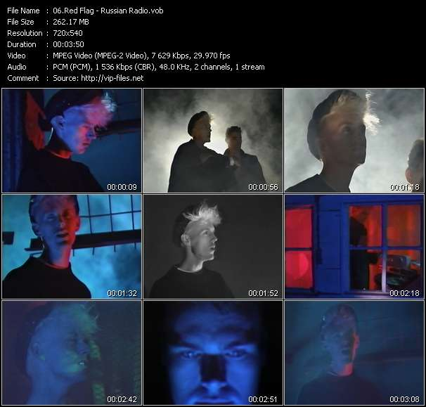 download Red Flag « Russian Radio » video vob