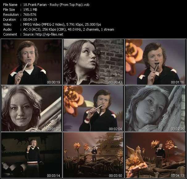 video Rocky (From Top Pop) screen