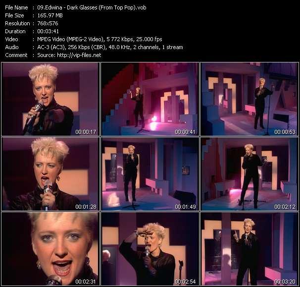 download Edwina « Dark Glasses (From Top Pop) » video vob