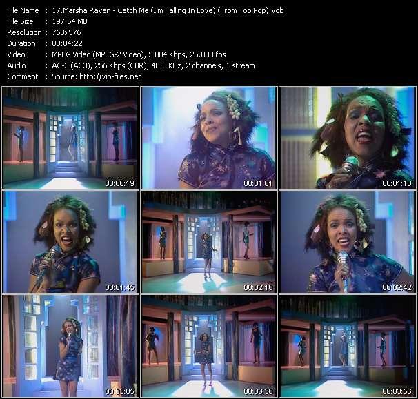 video Catch Me (I'm Falling In Love) (From Top Pop) screen