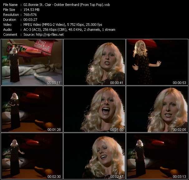 video Dokter Bernhard (From Top Pop) screen