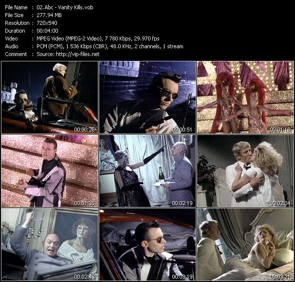 download Abc « Vanity Kills » video vob