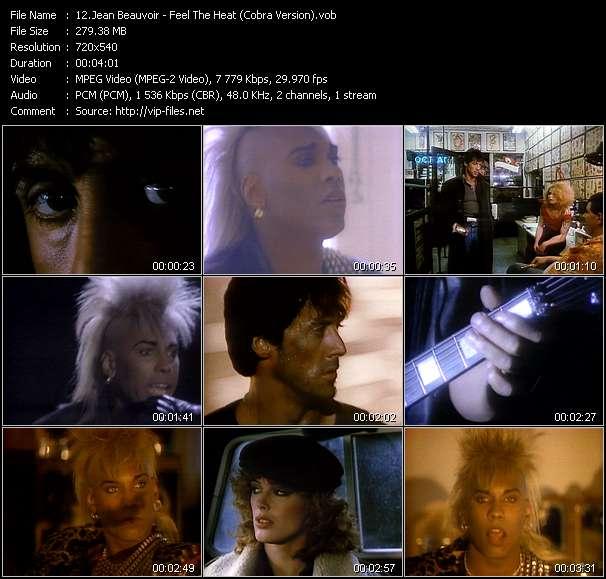 video Feel The Heat (Cobra Version) screen