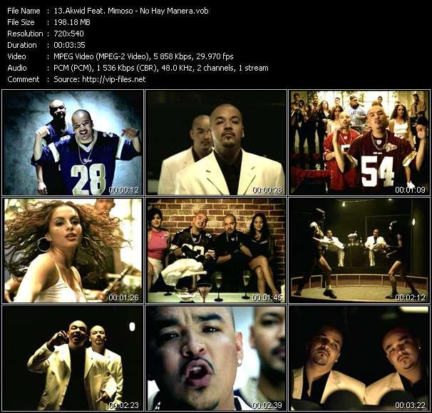 video No Hay Manera screen