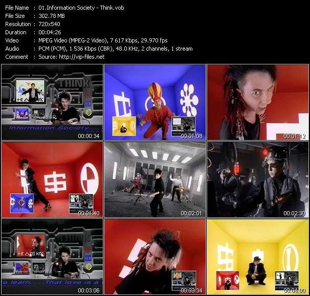 video Think screen