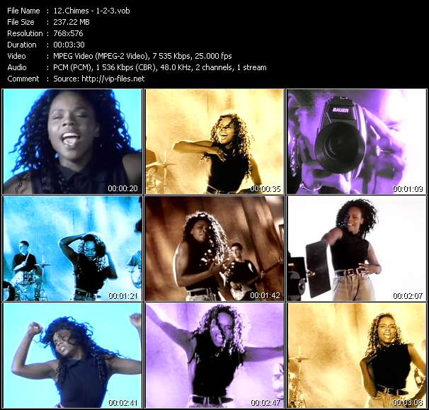 download Chimes « 1-2-3 » video vob