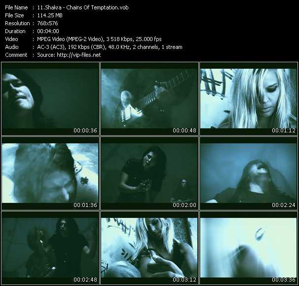 video Chains Of Temptation screen