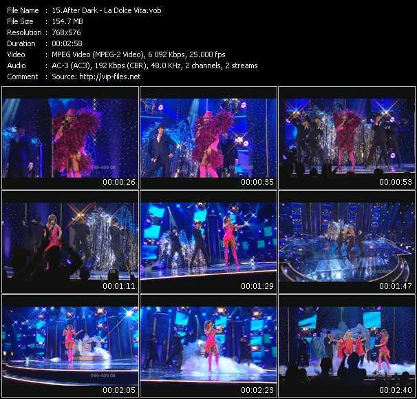 video La Dolce Vita screen